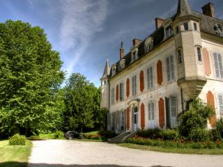 Charming castle, luxurious affordable, for 1 group