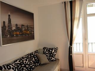 acogedor apartamento de dos habitaciones en Bilbao