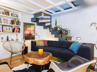 Maison d'architecte design à Montmartre, Paris