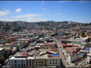 Gran apt. vistas impresionantes, gran cantidad de espacio, Valparaiso