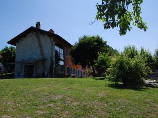 casale di charme in Monferrato, Camino