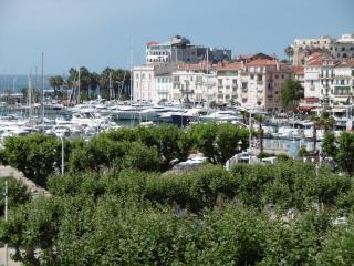 très beau duplex vue mer plein centre de Cannes