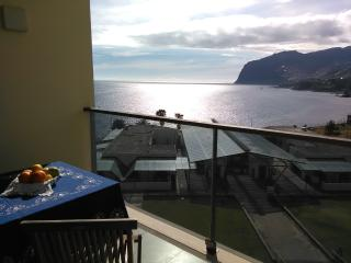 apartment first line sea view, Funchal