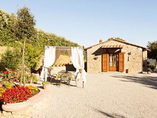 Villa Lavanda in splendid position, Cortona
