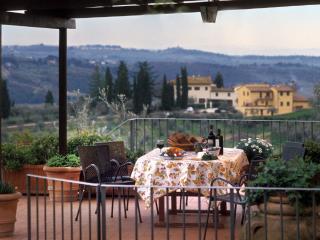 La Rimessa, a due passi da Firenze, Romola