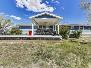 Enjoy fantastic hilltop views, Panguitch Lake