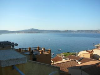 Stunning & modern split level apartment Sardinia
