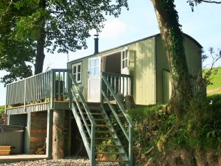 The Shepherds Hut Brean Park Farm, Lostwithiel