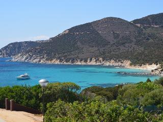 Amazing seafront villa, Villasimius