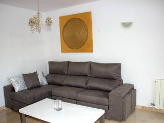 Apartment in Palmanova with garden