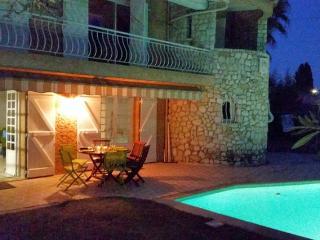 Maison de 200 m2 avec grande piscine, La Colle-sur-Loup