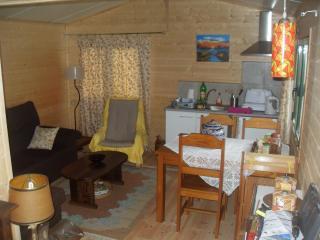 bungalow em madeira, Colares