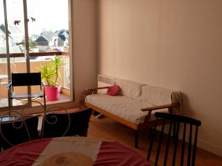484ft² apt+64ft² balcony+little sea view, Le Pouliguen