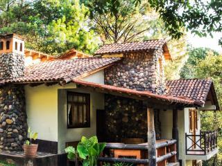 Cabaña Chalet La Rosa en Mazamitla