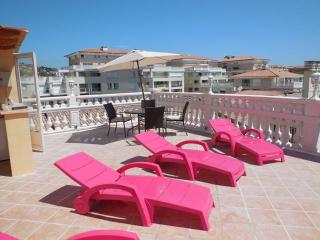APPARTEMENT TYPE 3 BELLE VUE MER APPARTEMENT DANS LE SUD DE LA FRANCE, Golfe-Juan-Vallauris