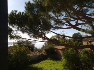 La maison en Corse, hameau de Castagna