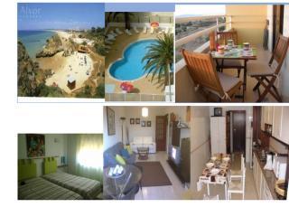 Apartamento T1 - Alvor - Mar e Serra c/ Piscina