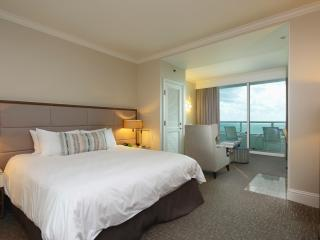 Luxurious jr suite in The Fontainebleau hotel, Miami Beach