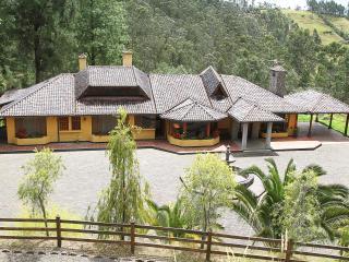 Hacienda El Rocio, Sangolqui