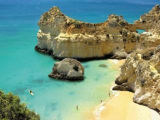 Férias Junto á Praia de Alvor Algarve Portugal