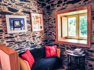 Studio in old wine village in Provesende, heart of the Douro Valley near Pinhao