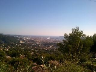 2 Pièces dans les hauteurs de Toulon