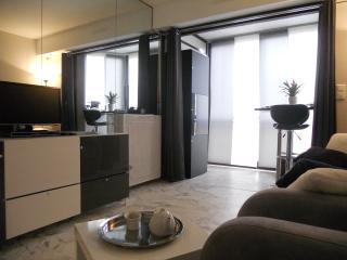 Paisible studio avec parking 50m Croisette Carlton, Cannes
