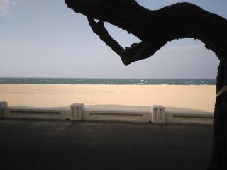 accès direct à la plage, Arcachon