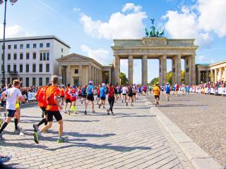 8863 CENTRE - Brandenburg Gate, Berlín