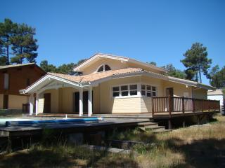Villa avec piscine, Lacanau-Ocean