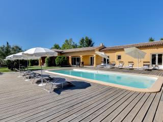 Comfortable Saint Tropez villa in Grimaud