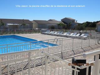 Villa les pieds dans l'eau avec piscine chauffée, Cervione