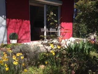 Le paradis vert : maison avec jardin, Montpellier