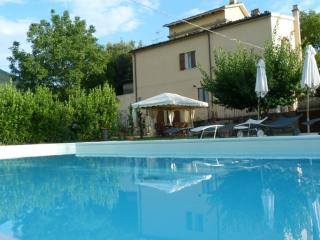 La Pinturella, Casale del 1600 con piscina privata