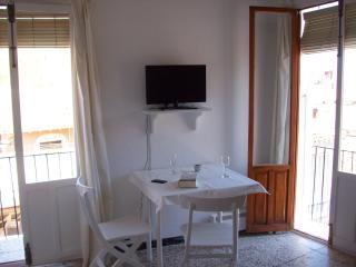 Liebenswerte Wohnung mit Meerblick im Oldtown Haus, Villajoyosa