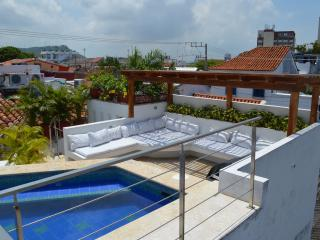 In the Old City, Private roof top pool., Cartagena