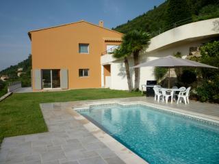 Villa 11, vue époustouflante sur baie de Cannes, Grasse