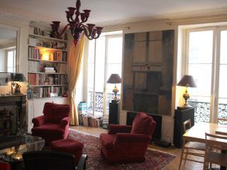 My appart in St Germain des Près, Paris