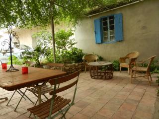 maison aux couleurs du sud, Peyriac-de-Mer