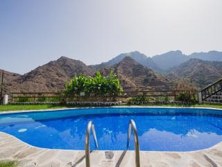 Apartamento con piscina y vistas a Garajonay