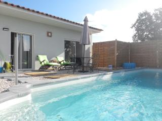 Appartement 43 m2 de plain pied + acces piscine