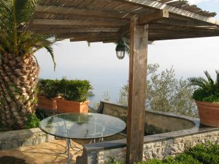 Amazing Villa Furoris Apartment with swimming pool, Furore