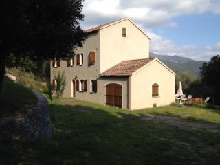 Maison familiale en Corse (Soveria), Corte