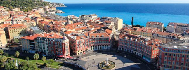Chic & encanto em 10 a pé do centro histórico de Nice
