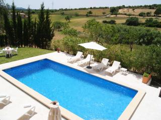 Villa piscina Mallorca 8 pax