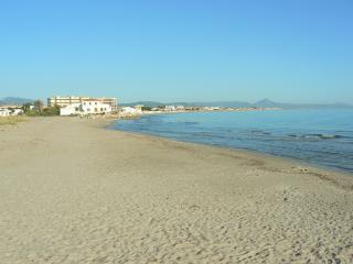 bord de plage, Denia