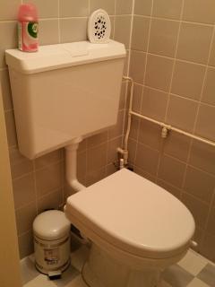 Rest room (toilet)