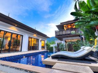 3 bedroom Pool Villa Modern Balinese Style-Naiharn, Rawai