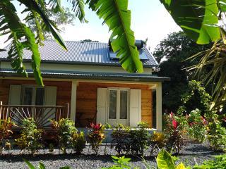 Maison de vacances 'La Case Floria'