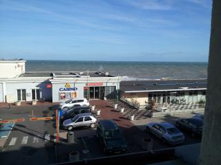 Normandie joli 2 pieces avec vue sur mer